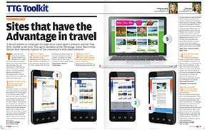 Image for the story: Zolv client ATP have the advantage in travel