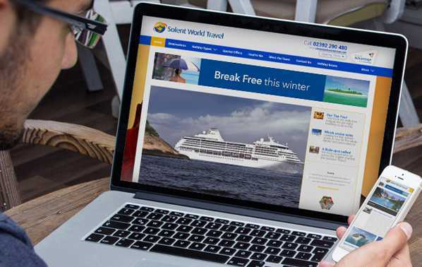 Image for the story: Zolv develop a white-Label website solution for The Advantage Travel Partnership