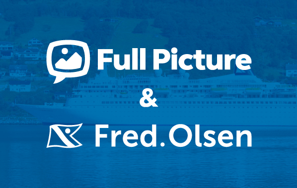 Image for the story: Full Picture delivers for Fred Olsen Cruises