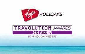 Image for the story: Our lifelong client Virgin Holidays win Best Website