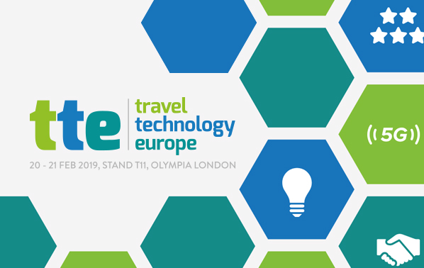 Image for the story: Join Zolv at Travel Technology Europe 2019
