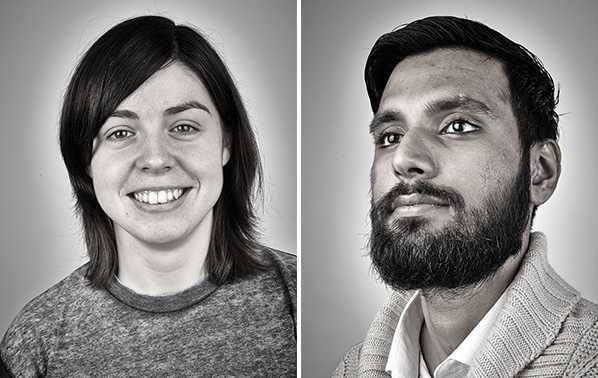 Image for the story: Two news faces join our support team